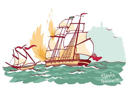 piratas de ibiza