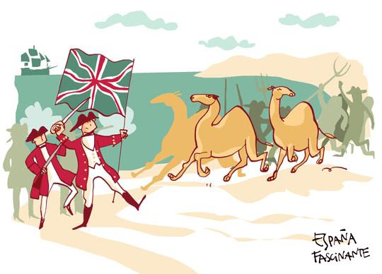 batalla del gran tarajal