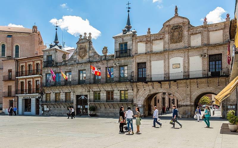 Ayuntamiento de Medina del Campo