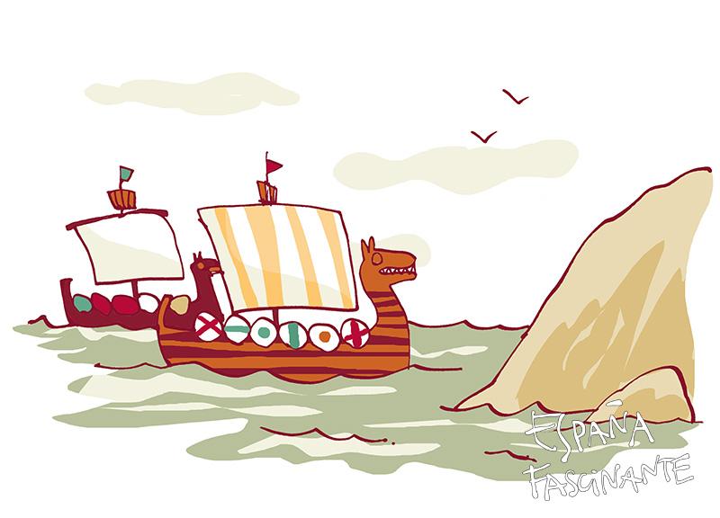 desembarco de catoira