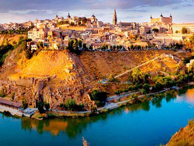 Dónde dormir en Toledo