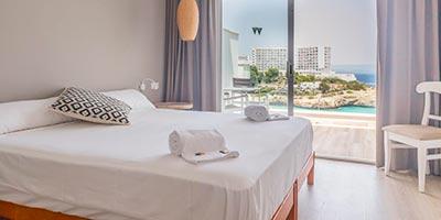 Dormir en Cala Murada Valparaíso Hotel