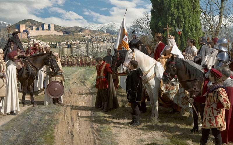 series y películas en Andalucía