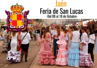 Jaen_Feria-de-San-Lucas