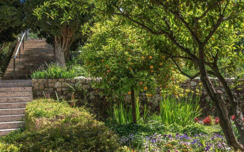 Jardín Nazarí de Vélez de Benaudalla