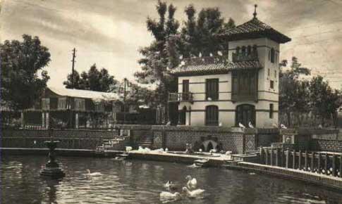 Foto Antigua Jardines del Prado en Talavera de la Reina