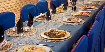 comer hijar restaurante rincon albalate