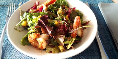 Comer Calella Palafrugell Llafranc restaurante blava