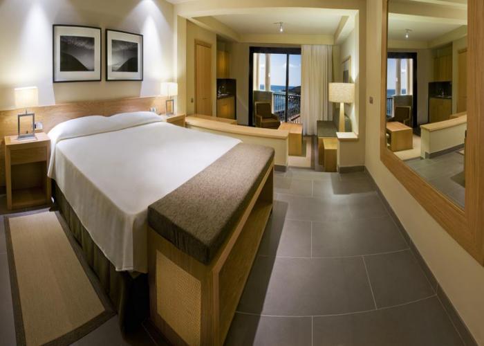 dormir gomera hotel playa calera