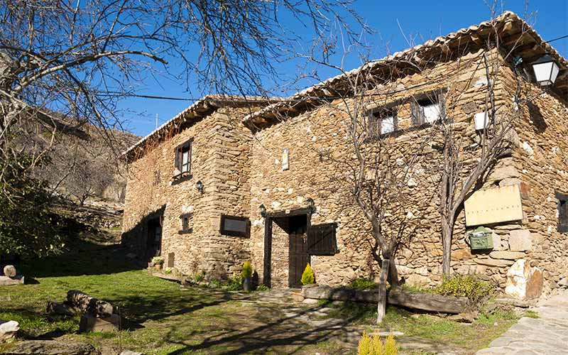 Pueblos más bonitos de Madrid: La Hiruela