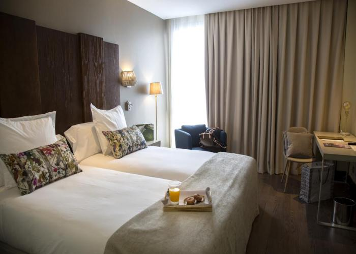 dormir laguna gran hotel