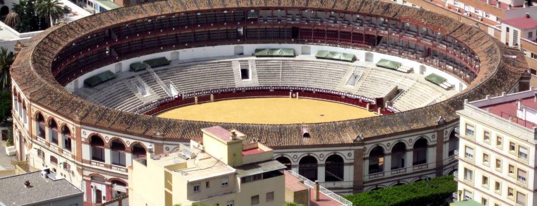 Plaza de toros Málaga, La Malagueta