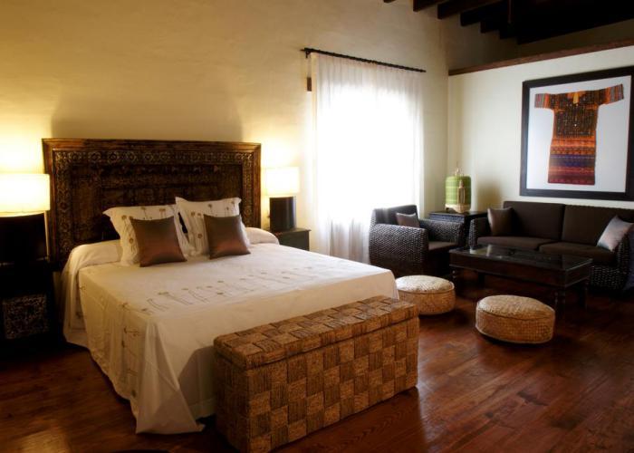 Dónde dormir en La Oliva