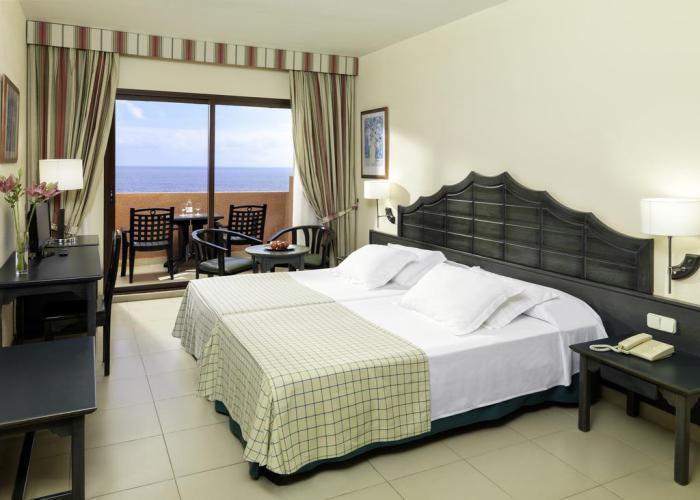 dormir palma h10 hotel taburiente playa
