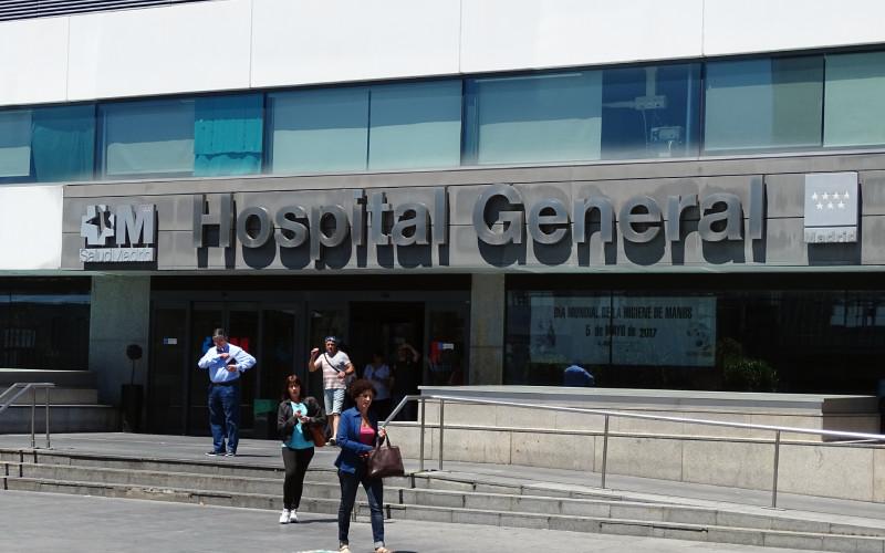 Hospital La Paz en Madrid
