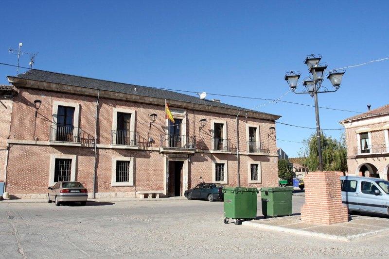 Casa consistorial de La Seca