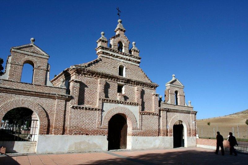 Ermita del Cristo del Humilladero La Seca