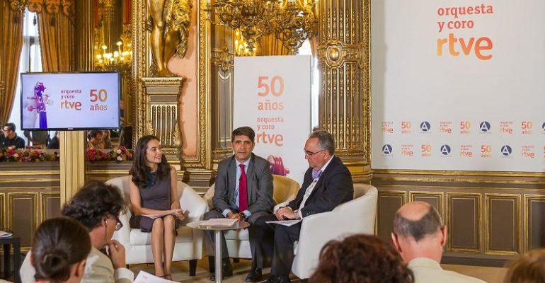 La OSRTVE celebra su 50 aniversario