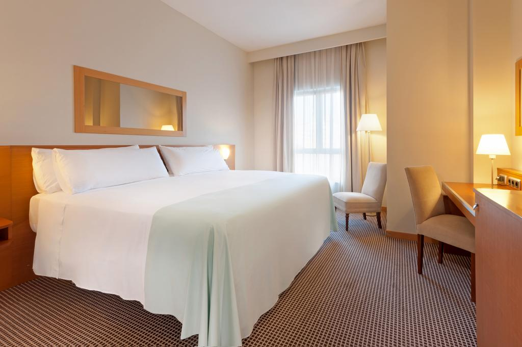 dormir leon tryp leon hotel