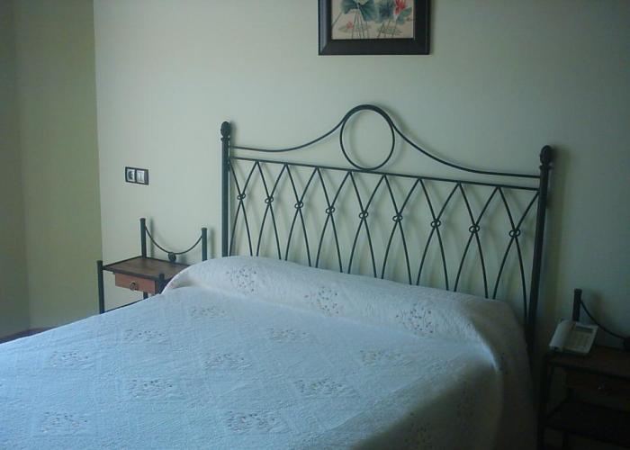dormir loja hotel rural llano pina