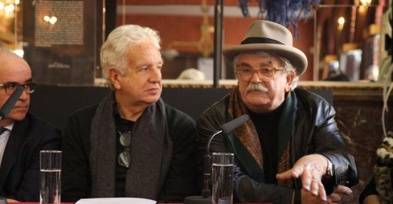 Pedro Moreno premiado diseñador del vestuarios para espectáculos.