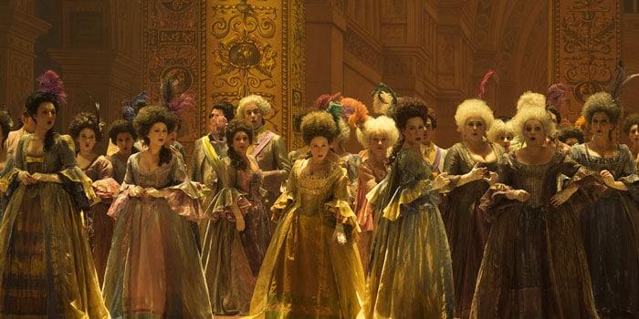 El Teatro de la Zarzuela presenta Los diamantes de la corona