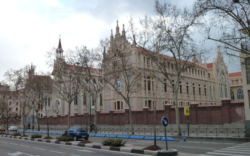 Colegio del Pilar de Madrid
