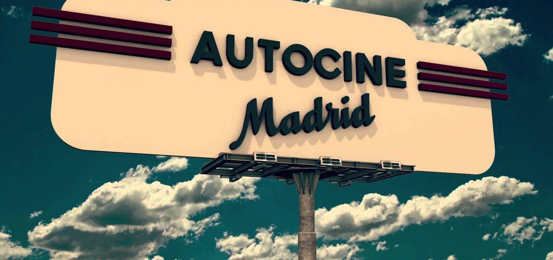 autocine madrid espana fascinante