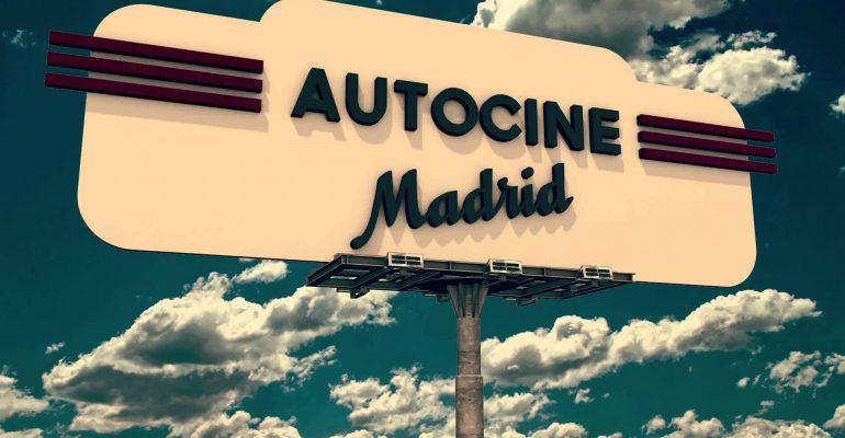 Madrid acoge el mayor autocine de Europa