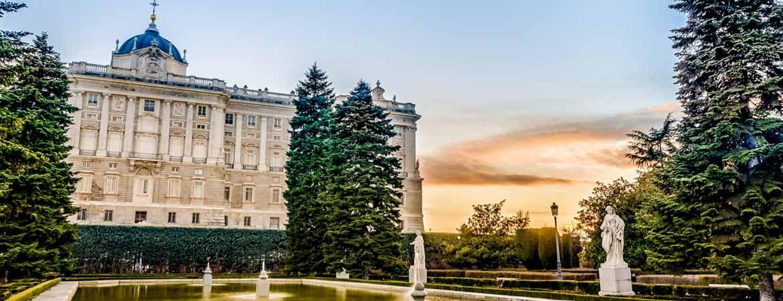madrid austrias palacio real