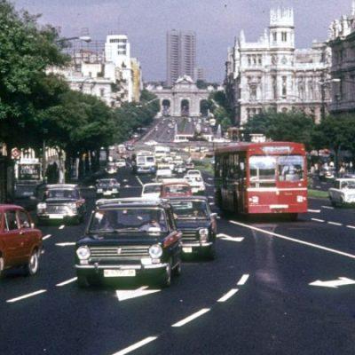 ¿Cómo ha cambiado un día cualquiera en España en 80 años?