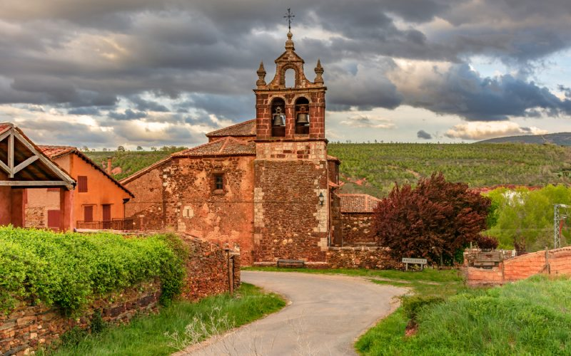 Iglesia de Madriguera