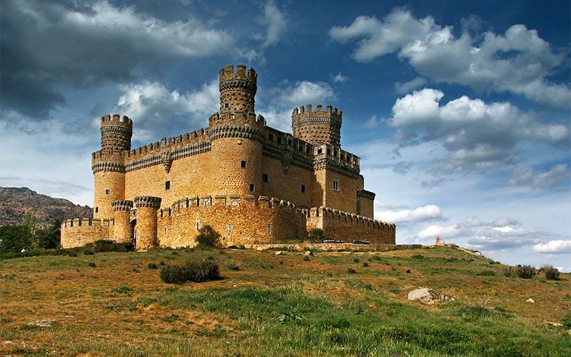 Pueblos más bonitos de Madrid: Manzanares El Real