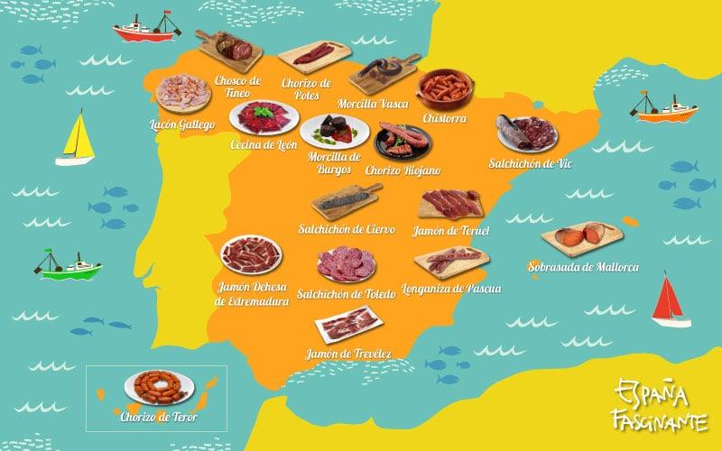 Mapa-Embutidos-España-WORDPRESS