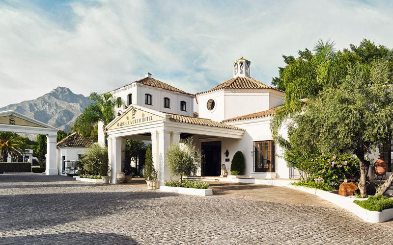 Exterior del Marbella Club