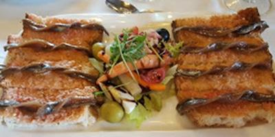 Comer Sant Joan Abadesses restaurante repuntxo