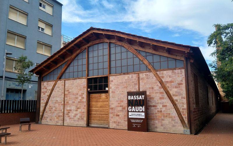 Nau Gaudí, Mataró