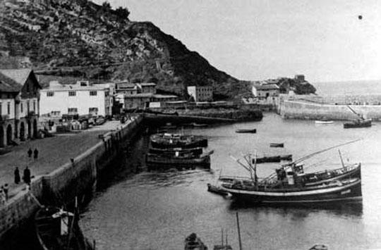 Desembarco de Juan Sebastián Elkano