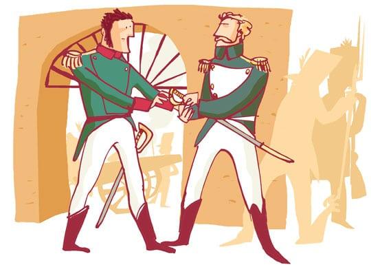 daoiz y velarde y el levantamiento del 2 de mayo