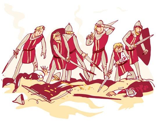 los 7 infantes de lara