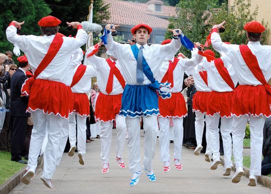dantzaris pais vasco