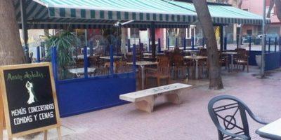 comer cartagena meson andaluz