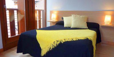 Dónde dormir en Isaba