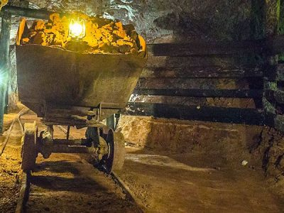 Adéntrate en estas espectaculares minas visitables en España