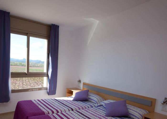 Dónde dormir en Miravet