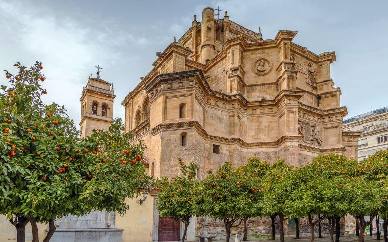 Monasterio de San Jerómino Granada