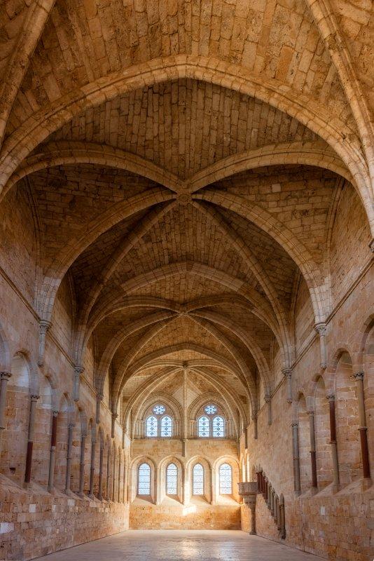 Monasterio de Santa María de la Huerta