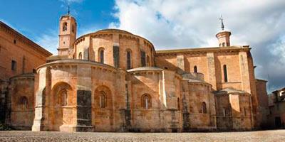 Monasterio de Santa María de la Red - Fitero