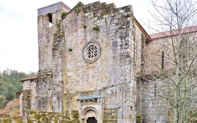 Monasterio de San Lorenzo de Carboeiro