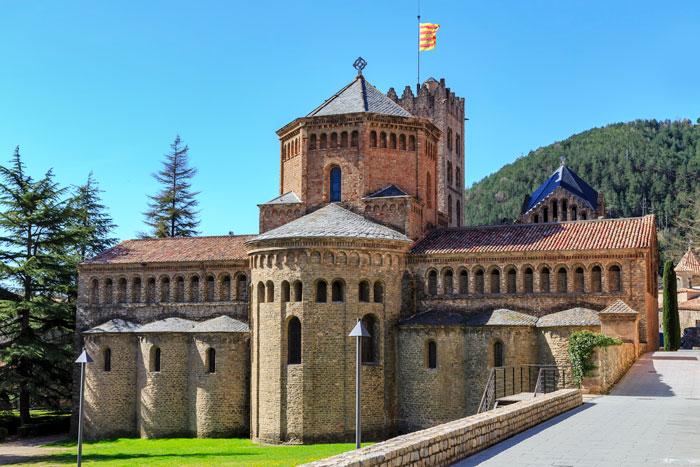 monasterio de ripoll girona Wifredo Velloso